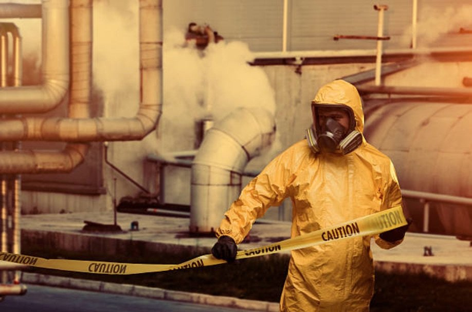 Biohazard cleans